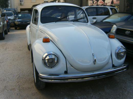 VW SCARABEO-1971