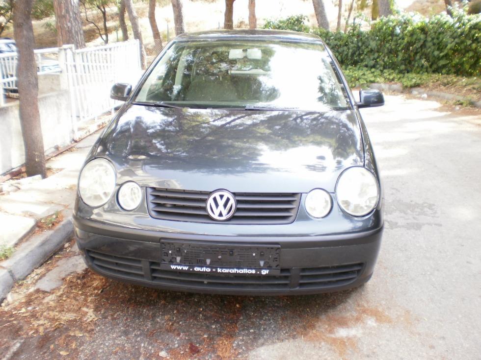 VW POLO-2003