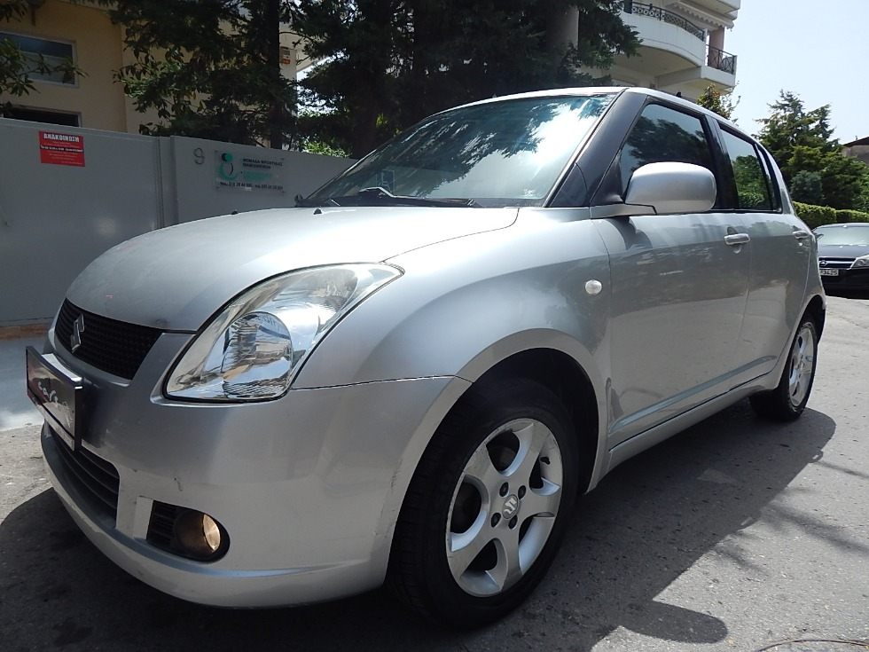 SUZUKI SWIFT-2007