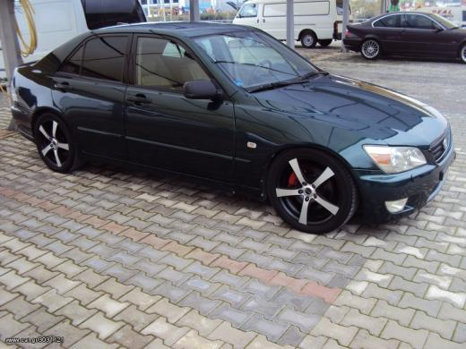 LEXUS IS 200-2003