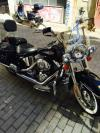 HARLEY DAVIDSON HERITAGE SOFTAIL CLASSIC-2008