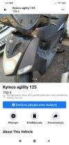 KYMCO AGILITY 125-