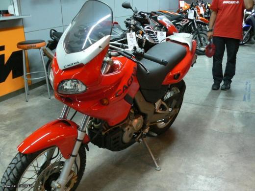 CAGIVA CANYON 500-2005