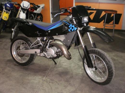 HUSQVARNA SM 125 S-2003