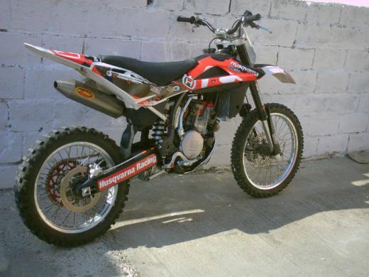 HUSQVARNA TE 250-2008