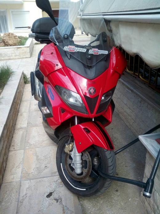 GILERA NEXUS 500 SP-2006