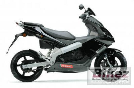 DERBI GP-1 50-2007
