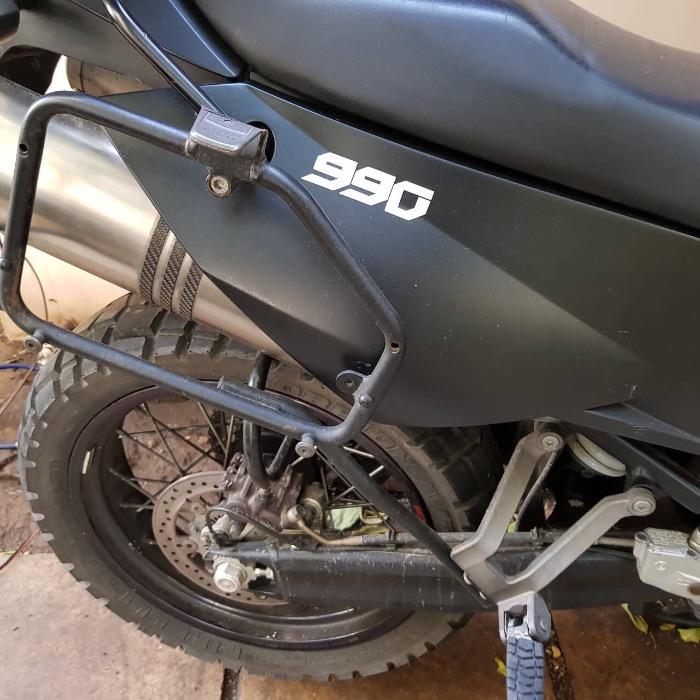 KTM 990 Adventure i.e. ABS/S-2009