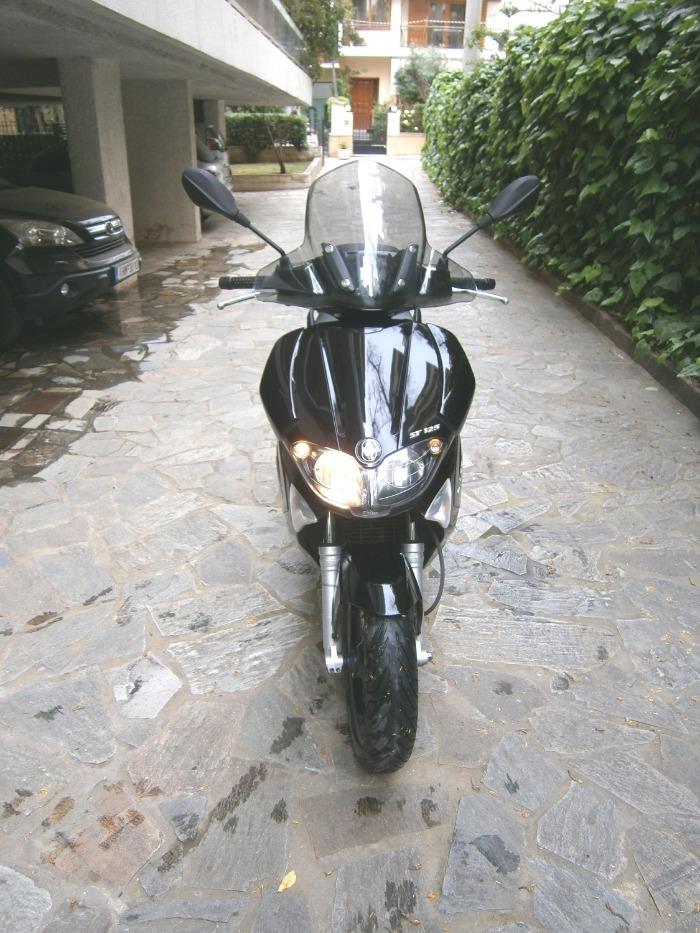 GILERA RUNNER 125 ST-2010