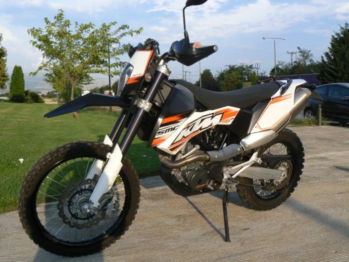 KTM 690 ENDURO-2008