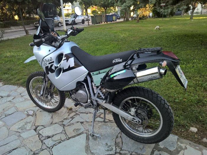KTM 640 LC4 Adventure R-2003