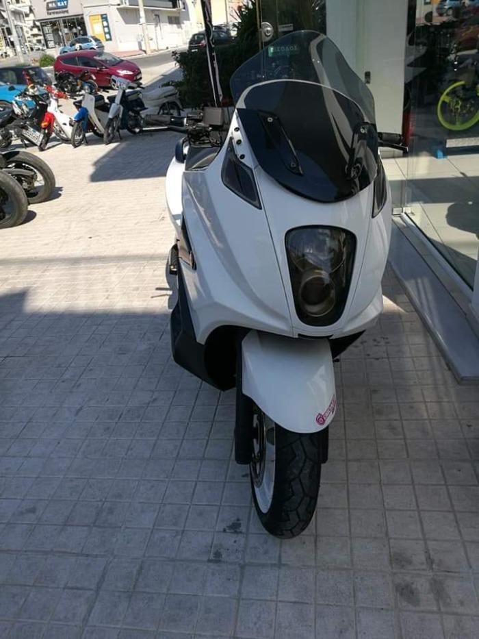 GILERA GP 800-2008