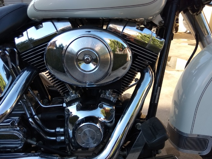 HARLEY DAVIDSON HERITAGE SOFTAIL CLASSIC-2003