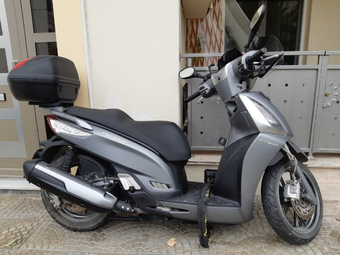 KYMCO PEOPLE GT 300i-2017