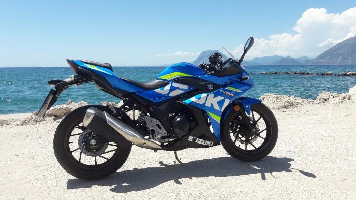 SUZUKI GSX-250-2020