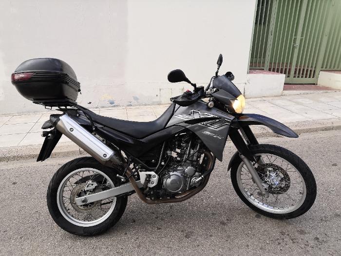 YAMAHA XT 660R-2005