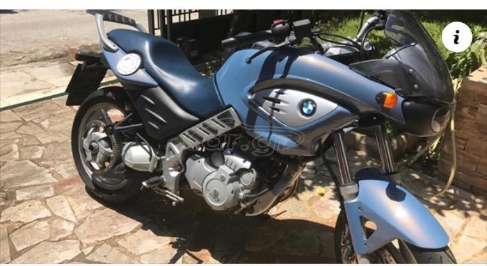 BMW F650 CS-2002