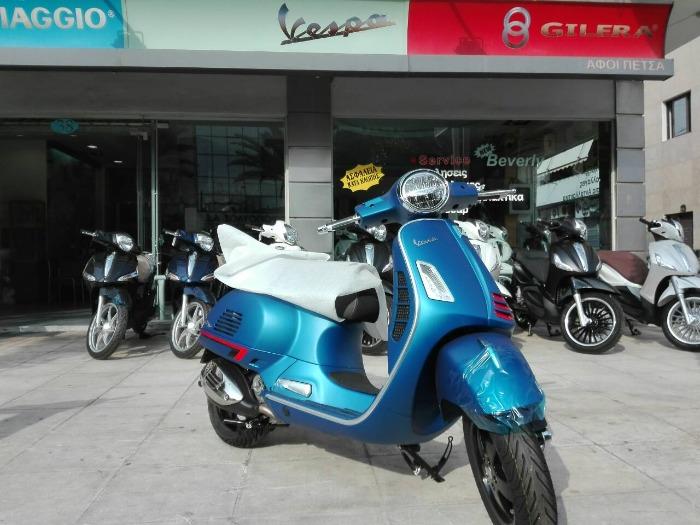 PIAGGIO VESPA GTS 300-2020