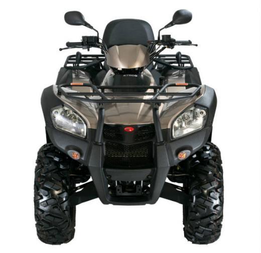 KYMCO MXU 500-2015