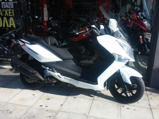 SYM GTS 300-2012