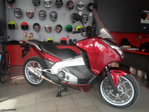 HONDA INTEGRA 700 ABS-2012