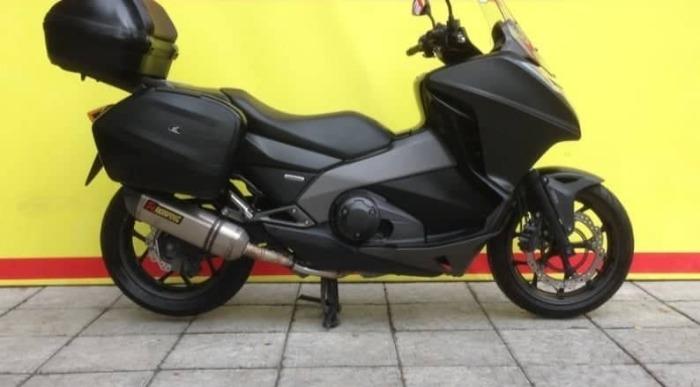 HONDA INTEGRA 700 ABS-2013