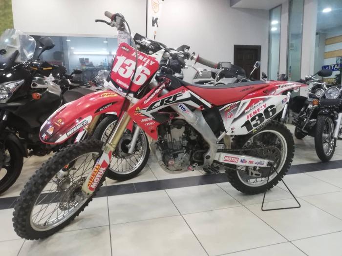 HONDA CRF 250R-2008