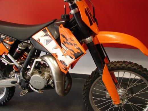 KTM SX-2007