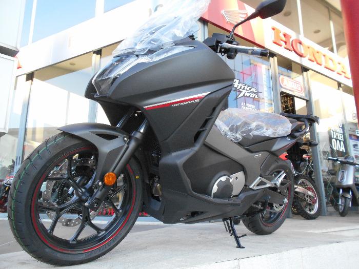 HONDA INTEGRA 750 ABS-2020