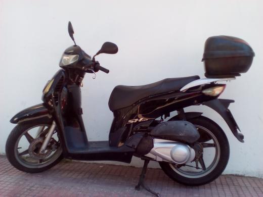 HONDA SH-2004