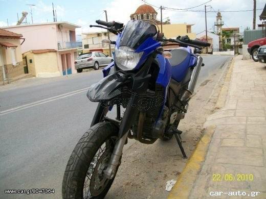 YAMAHA XT 660X-2005