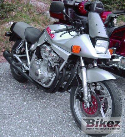 SUZUKI GSX-1100-1982