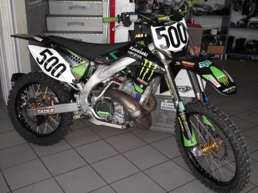 KAWASAKI KX 250-2008