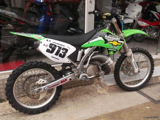 KAWASAKI KX 250-2006