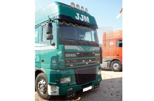 DAF XF 430-2001