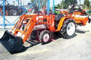 KUBOTA B 1600-