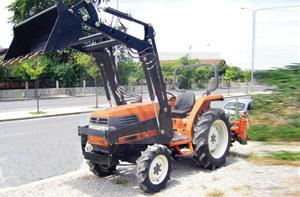 KUBOTA GL-280-
