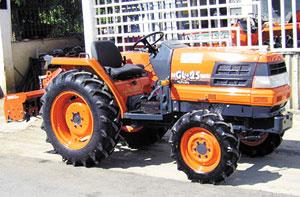 KUBOTA GL-25-